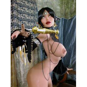 Poupée elfique en lingerie sexy Ultra Réaliste - YOURDOLL - Mimi -148 cm