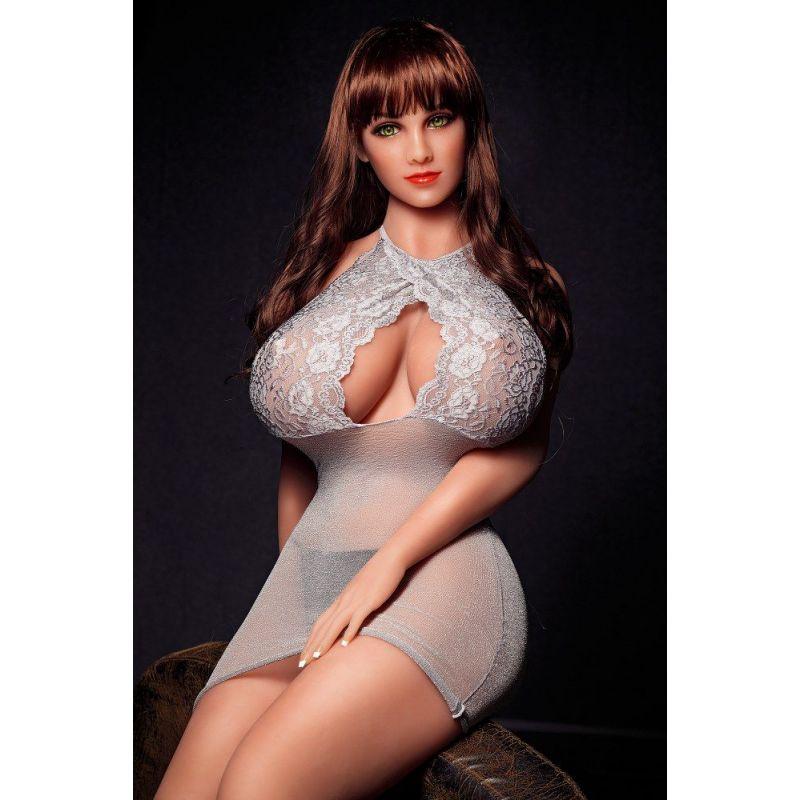 Maîtresse discrète en Silicone TPE - Fat doll - Chubby - AIBEDOLL - 171 cm