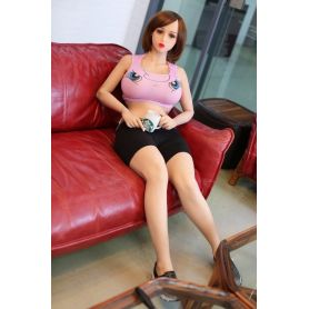 Doll Sexy en Silicone TPE - Eveline - 160cm