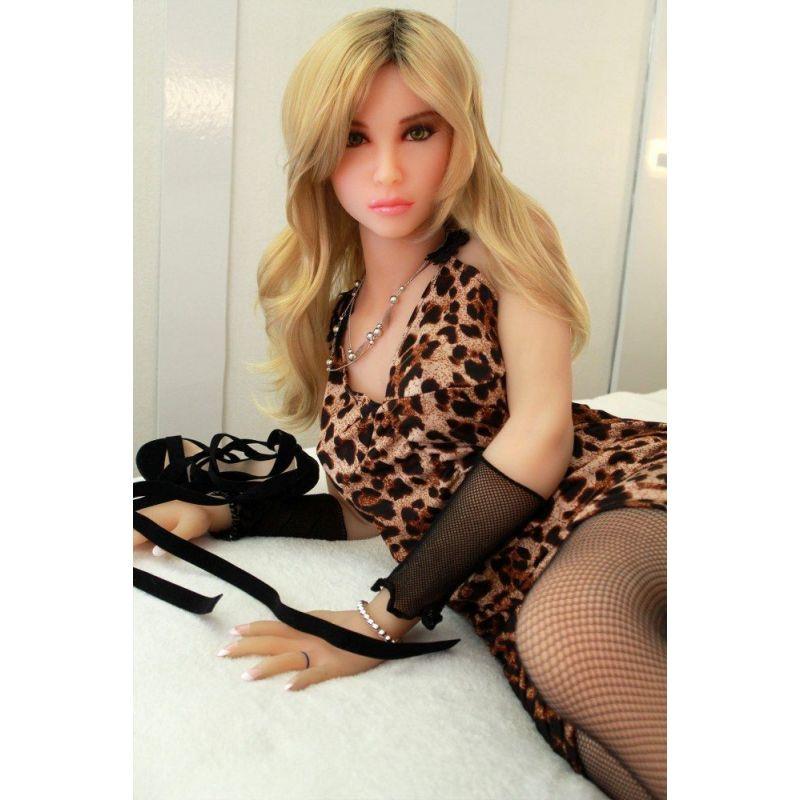 Poupée d'amour hyper réaliste en Silicone pour adulte- Doll FOREVER - Elina - 155 cm