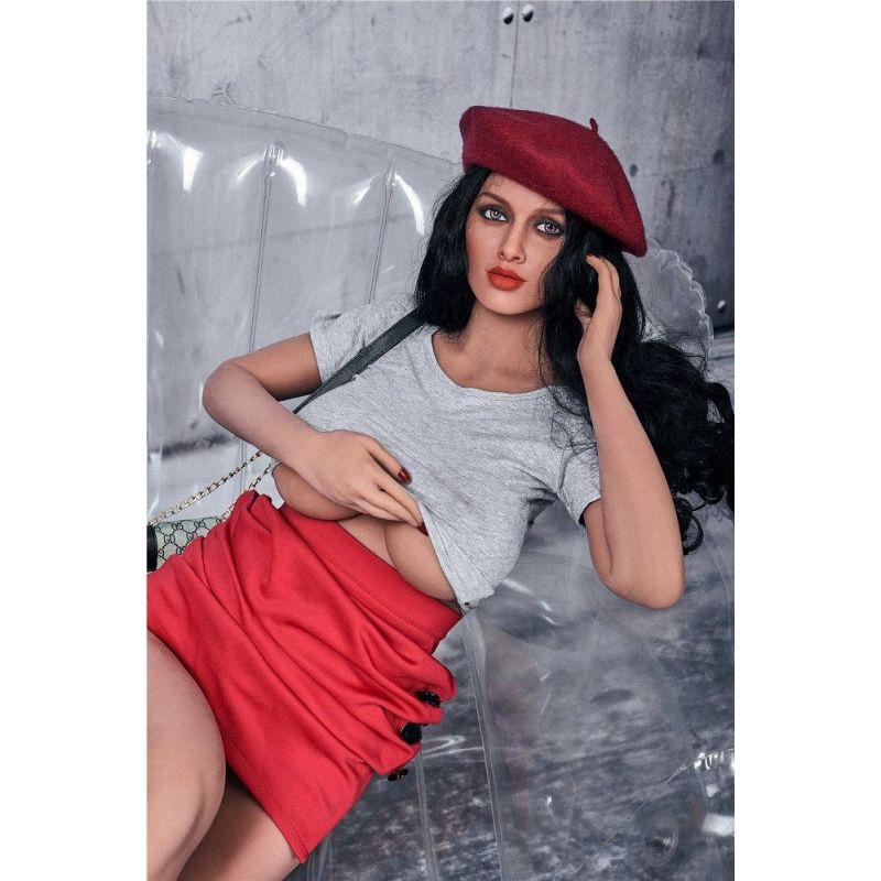 Mannequin mûre ultra sexy en Silicone TPE - IRONTECH - Doris - 163 cm Plus