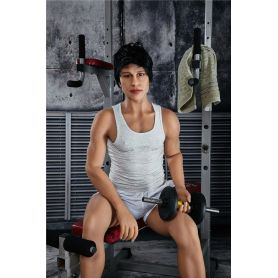 Male doll Ultra Réaliste en Silicone TPE - IRONTECH - Charles - 162 cm