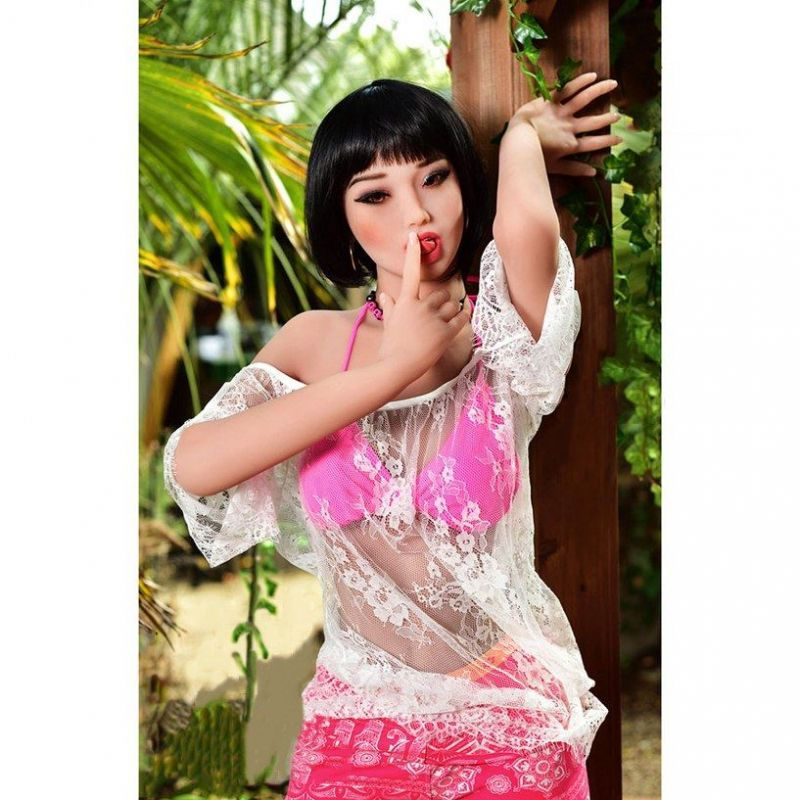 Geisha érotique en Silicone - 6YE DOLL PREMIUM - Bonnet A - Reik -158 cm