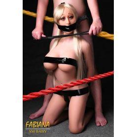 Love doll en Silicone TPE - Fabiana-  158cm