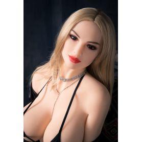 Robot Sexuel en Silicone TPE Hyper Réaliste - AI TECH - Jocelyn -167 cm