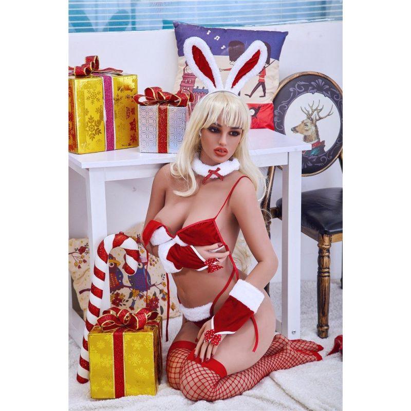 Playboy Ultra réaliste en Silicone pour adulte - IRONTECHDOLL - Anya - 163 cm