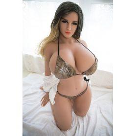 Actrice porno mûre en Silicone TPE Ultra réaliste - 6YE DOLL PREMIUM - Ada -160 cm