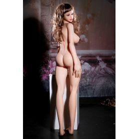 Femme aux jolies fesses en Silicone TPE - Irina - 158 cm