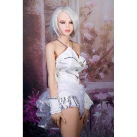 Love doll coquine en Silicone TPE - Selina - 158 cm