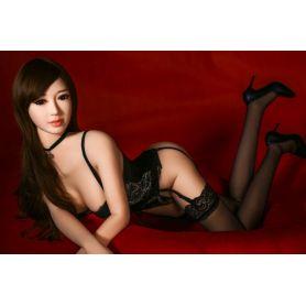 Sex doll en Silicone TPE - Prairie - 158 cm