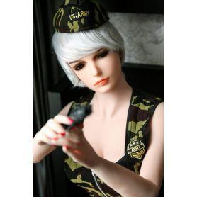 La cadette sexy en TPE - Rosa - 165 cm