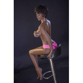 Femme typée en Silicone/TPE - Katty - 148 cm