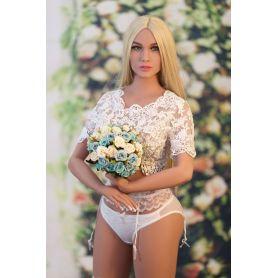 Sex doll en TPE - Vanessa - 159 cm