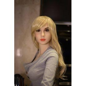 La femme en Silicone/TPE- Cristyna-158 cm