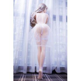 Sex doll en TPE sur mesure petit seins- 140 cm