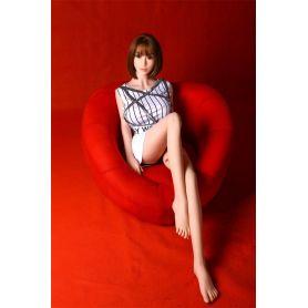 Love doll réaliste en TPE - Ramilka - 158 cm
