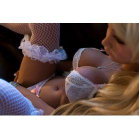 Mannequin de lingerie en TPE - Selina - 140 cm