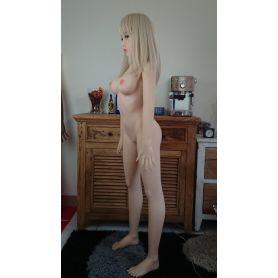 Sexy doll pour adulte en TPE - Molly - 146 cm
