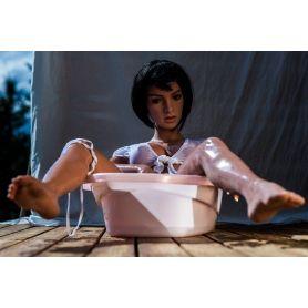 La fille érotique en TPE - Sulène - 140 cm